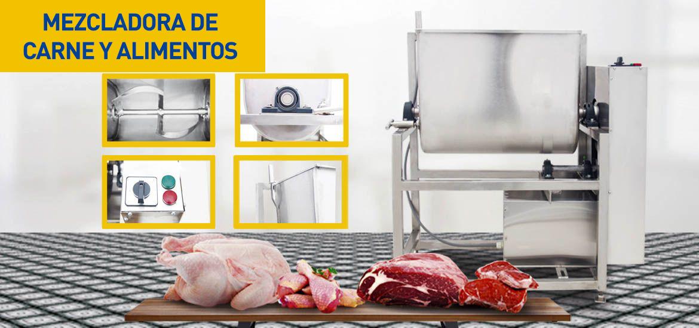brimali industrial mezcladora de carne