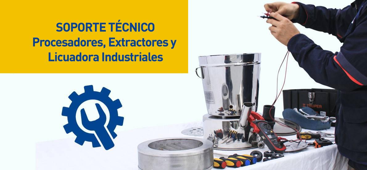 brimali industrial soporte tecnico